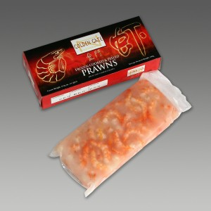 Peeled Prawns open 150